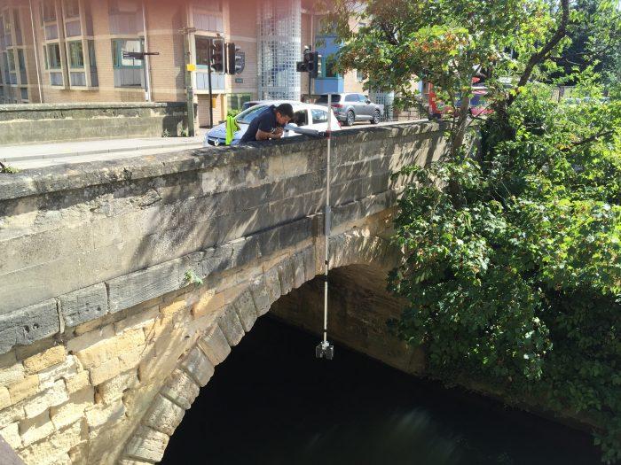 Under Bridge Survey