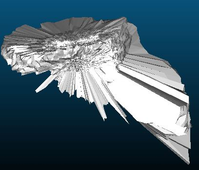 Subsurface Multibeam Sonar Survey