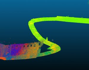 Subsurface Laser Scan Survey of Drainage Culverts