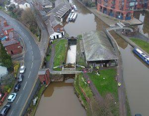 Taylor's Boatyard Culvert Survey