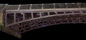3D Laser Scan Bridge Survey