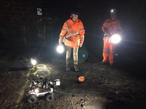 Queensbury Tunnel Survey