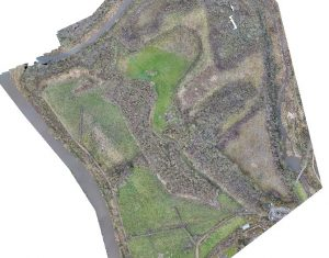 UAV LiDAR and Photogrammetry Survey of Witton Landfill
