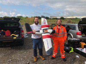 UAV LiDAR and Photogrammetry Survey Port Talbot