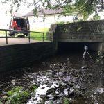 Drainage Culverts Sub Surface Laser Scan Survey